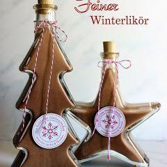 Likör, Rezept, Wintergewürze, selbstgemacht, DIY, Last Minute Geschenk, Mitbringsel, Silvester
