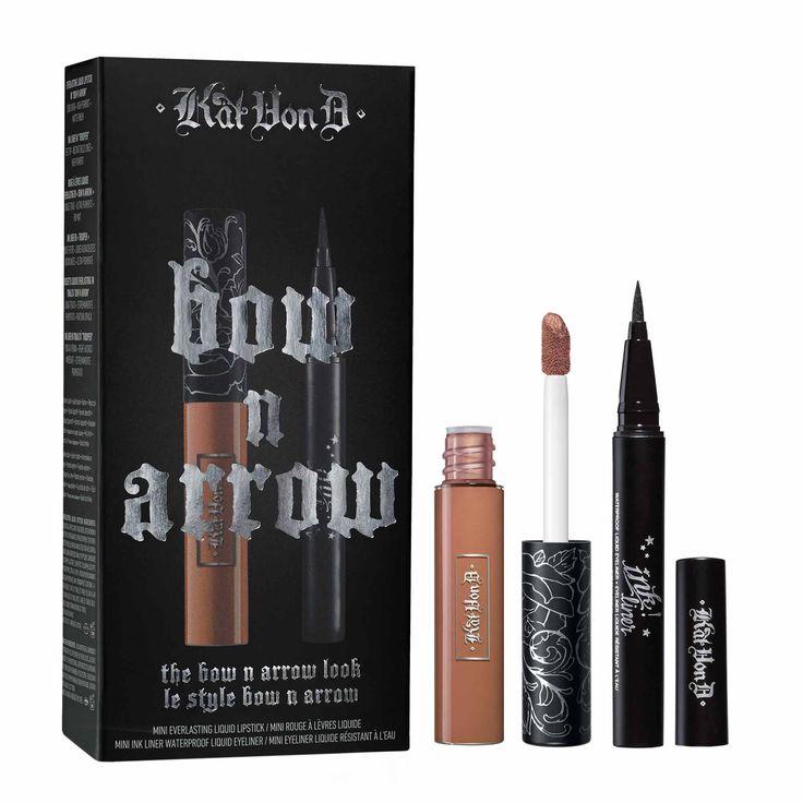 Kat Von D Makeup Gift Sets Everlasting Liquid Lipstick Lipstick