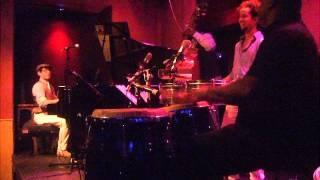 """CUBAN JAZZ QUINTET """"HOMENAJE A LOS MAESTROS"""" / Bogui Jazz, 30 de junio 2012, """"Tres Lindas Cubanas"""", via YouTube."""