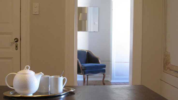 Shah Place I #apartment in Galata #Istanbul • elegant and peaceful • you can stay here for a #citybreak
