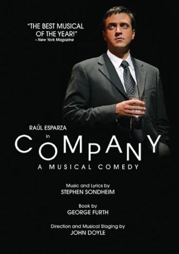 Company [Sondheim].  Watched this on-line.  Very entertaining.  Saw an amateur production of it long ago in Maryland.