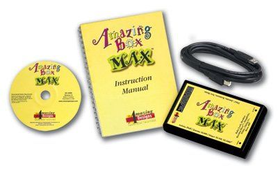 Amazing Designs MAX Embroidery Transfer BOX & Software + Rewritable Bernina ART / Pfaff PCS Card - http://www.sewingmachinereveiws.com/amazing-designs-max-embroidery-transfer-box-software-rewritable-bernina-art-pfaff-pcs-card/