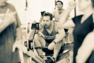 Concept2 Rower Workout of the Day  Short: 3x3 min/ 2 min easy (total 30 min) Medium: 5x6 min/ 2 min easy (total 45 min) Long: 6x2000m/ 2 min easy (total 60+min)  click through for more details!