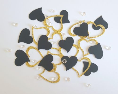 200-Elegant-Glam-Hearts-Wedding-Engagement-Love-Party-Table-Decor-WIth-Gems