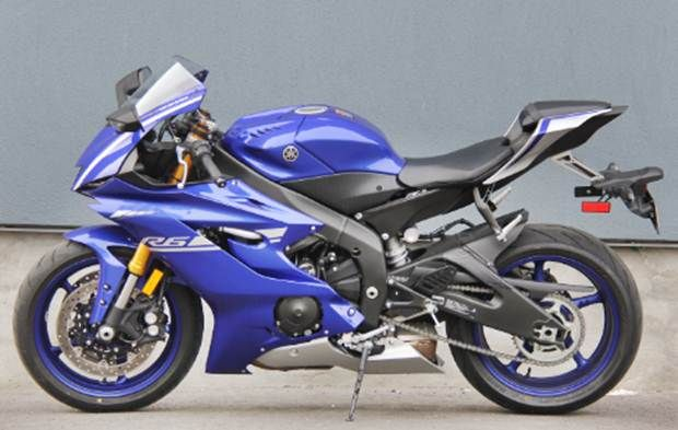 2020 Yamaha Yzf R6 Supersport Motorcycle Reviews And Price