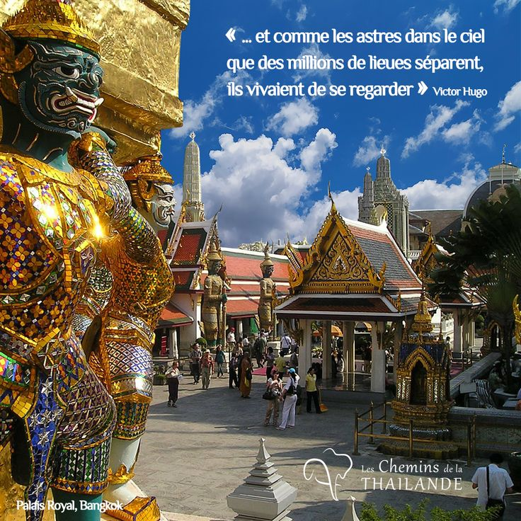 Les Chemins de la Thailande, vous présente Bangkok, capitale du Royaume Siam. O…