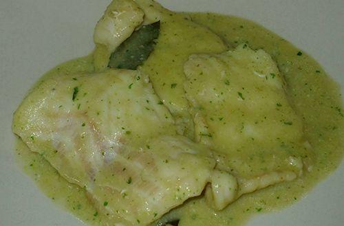 Salsa Verde para Pescado Te enseñamos a cocinar recetas fáciles cómo la receta de Salsa Verde para Pescado y muchas otras recetas de cocina..