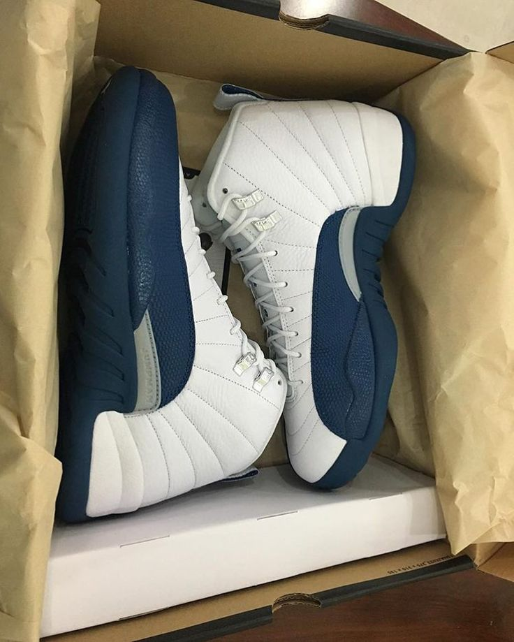 "AIR JORDAN RETRO 12 ""FRENCH BLUE "" NOW AVAILABLE FOR PRE-ORDER! MENS (8-14)- $275 KIDS (3.5-7) -$225 PRESCHOOL-$150 TODDLER-$120 INFANT-$100 PLEASE DON'T CONTACT ME IF YOUR NOT INTERESTED IN BUYING  SERIOUS BUYERS ONLY. #JORDAN #FRENCHBLUE #MASTER12 #A125 #MASTER12S #THEMASTER12S #ovo10 #BLACK12S #pink12 #pink12s #THESHOEGAME #retro12s #SHOEPORN #SNEAKERNEWS #SNEAKERHEADS #SOLECOLLECTOR #fitmom #JUSTFORKICKS #KOTD #KICKSFEED #KICKS0L0GY #KICKSONFIRE #valentines #yeezytalkworldwide #NIKE…"