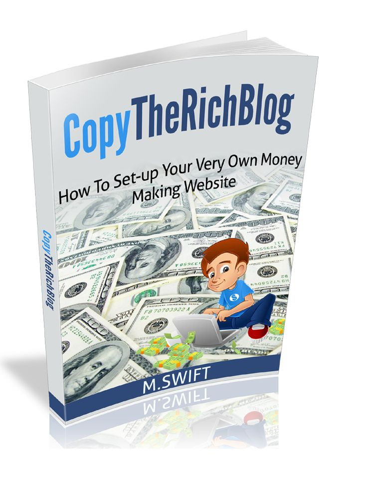 how to start your own blog website and make money