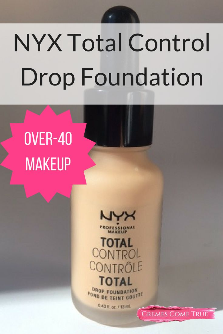 Tips On How To Apply This New Drop Foundation From Nyx The Light Formula  Gives