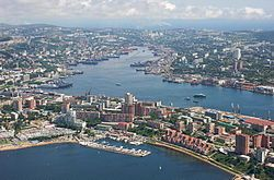 Center of Vladivostok and Zolotoy Rog.jpg