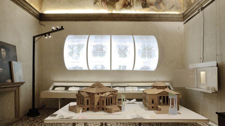Palladio Museum Vicenza, 2012   Photo by Filippo Romano http://www.scandurrastudio.com/palladio-museum/