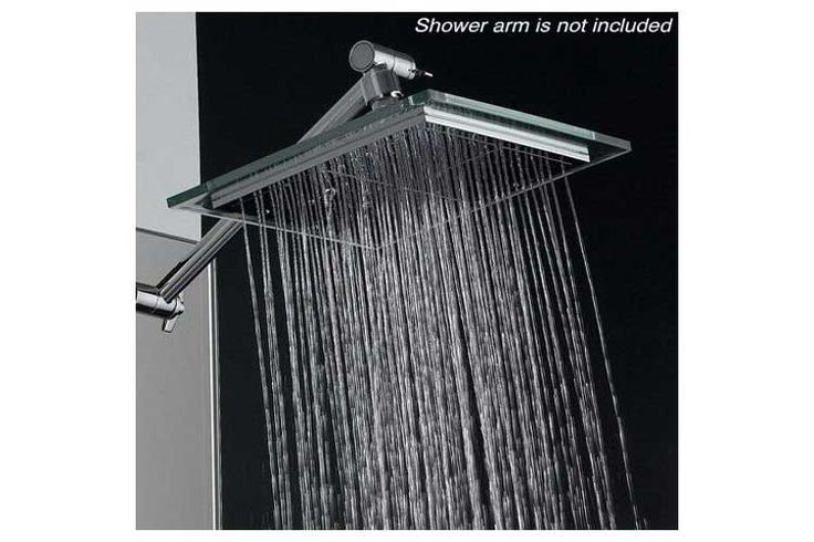 AKDY (TM) Bathroom Chrome Shower Head 8