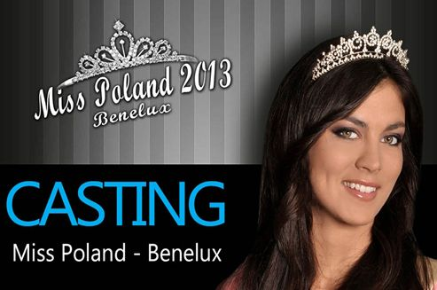 Third edition of Miss Poland in Benelux has started with big changes.
