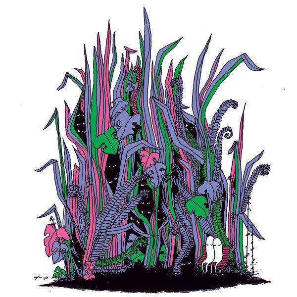 Illustration by Mari Ahokoivu