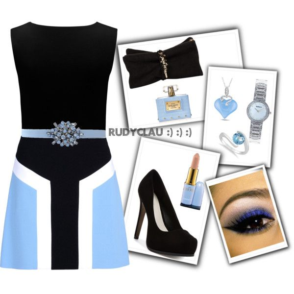 Revolucion by rudyclau on Polyvore.