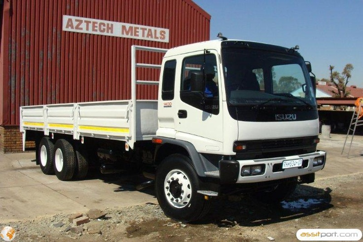 Isuzu FVZ 1400P