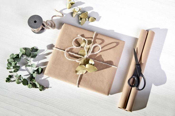 Westwing - Verpacken ohne Geschenkpapier