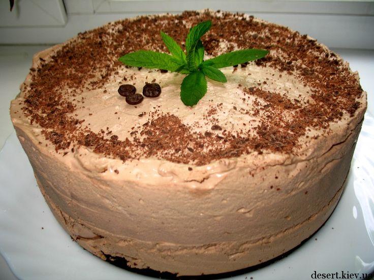 Шоколадный пирог мокко рецепт
