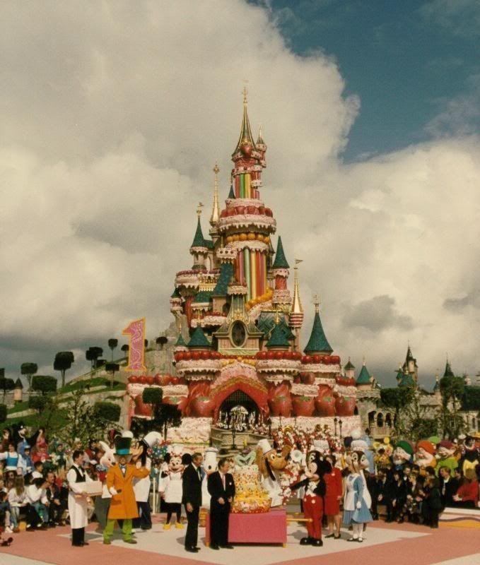 ... Birthday, Sleep Beautiful Castles, Disneyland Paris, Birthday Cakes