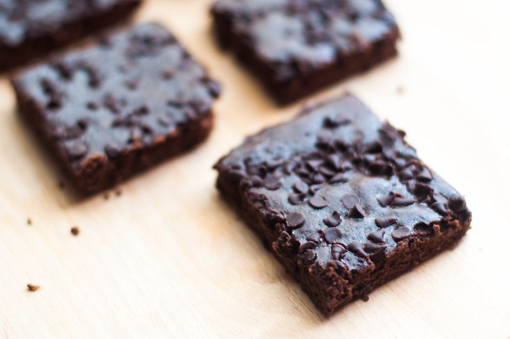 Healthy brownies gluten free, ask to Chiara for English translated recipe!