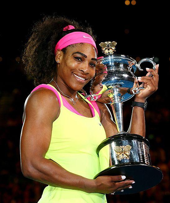 グランドスラムのテニスを見てて思うのは、閉会式のときのスピーチが勝者も敗者も素敵だなってことです。---Miki  優勝のセリーナ「誇りに感じる」 セリーナ・ウィリアムズ