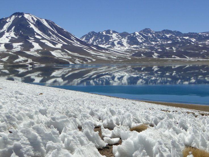 Lagunas Altiplânicas e Salar do Atacama