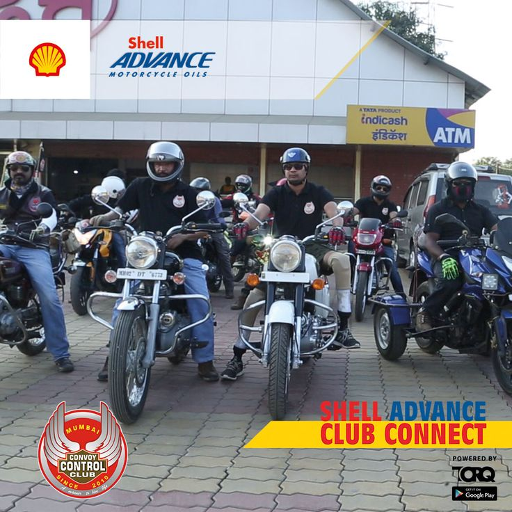 Shell Advance celebrates the spirit of motorcycling clubs in the motorcycling world. As a part of this series , we will connect with motorcycle clubs across Maharashtra and know their story. This time it's Convoy Control Club..! #TheWinningIngredient #TORQ #TorqRiderApp #bikerlife
