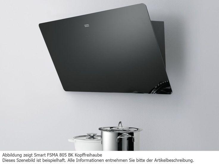 Franke Smart FSMA 905 BK Kopffreiesse Dunstabzugshaube Schwarz Kopffreihhaube: Amazon.de: Elektro-Großgeräte