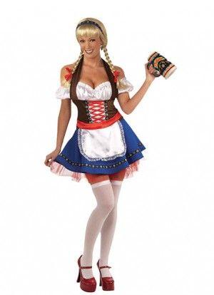 Fraulein - Oktoberfest   Costume