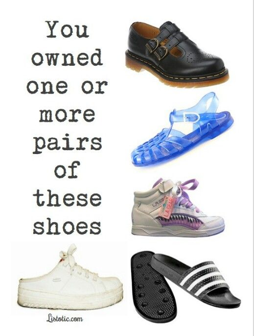I used to wear the jellies with the heels on 'em and flower short sets lol