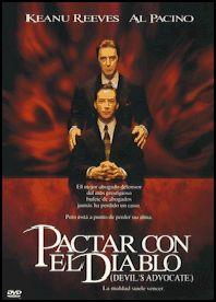 Pactar con el diablo (1997) EEUU. Dir.: Taylor Hackford. Thriller. Terror. Xustiza. Relixión - DVD CINE 1877