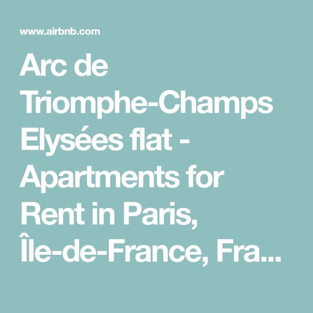 CHAMPS ELYSEES appartement à louer 3 pièces meublé de luxe CHAMPS - location studio meuble ile de france