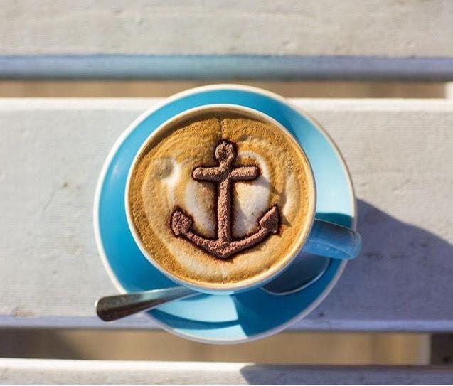 Via @theboathousegroup_ ⚓️ #worldsuniquedesigns #loveit #coffee #sea #coffeetime #coffeeart #coffeecup #coffeelife #barista #coffeelove #sun #sunisup #coffeelove #coffeedesign #designlove #coffeetime #likepost #likelikelike
