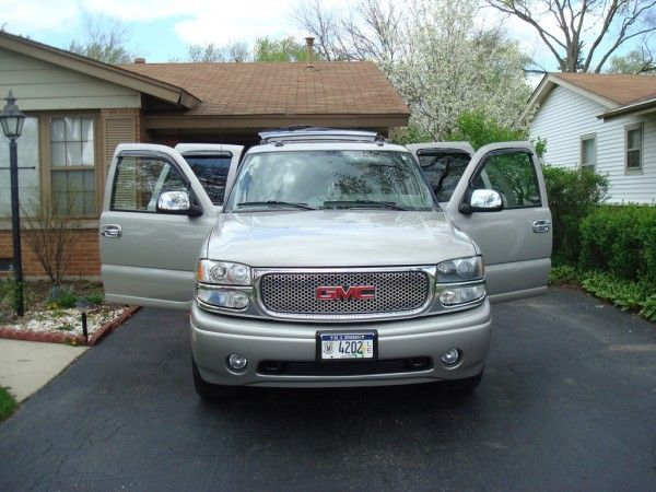 Customized 2006 Yukon Denali Gmc Yukon Denali 7 600x450