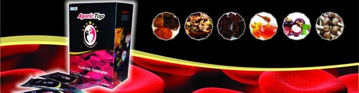 Manfaat AgaricTop | AgaricTop http://agenbestagaric.web.id/agarictop/manfaat-agarictop/  Manfaat Obat Herbal AgaricTop tidak diragukan lagi sangat banyak sekali, dapat anda lihat dari Komposisi Obat Herbal AgaricTop. Manfaat Obat Herbal AgaricTop adalah sebagai berikut :  Memperbaiki dan meningkatkan kualitas darah Meningkatkan imunitas (daya tahan tubuh) serta vitalitas Menambah jumlah mikroba positif dalam tubuh Peluruh racun/sisa obat kimia