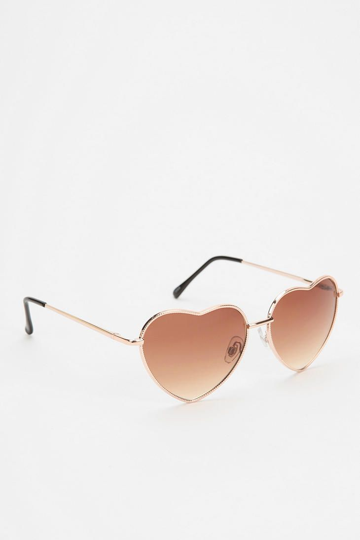 UO Heartbreaker Sunglasses.  Not generally a Lolita style fan, but these are a great take on the heart shaped sunglasses. Well done.
