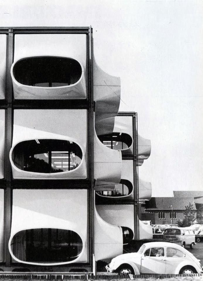 AZM office 1970