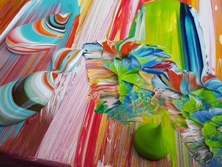 Beste afbeeldingen van xxl schilderijen taupe xxl paintings