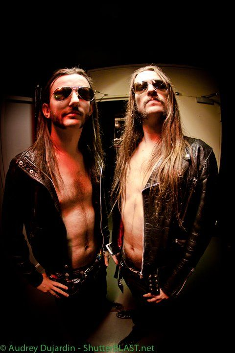 Christopher Bowes & Mathias Vreth
