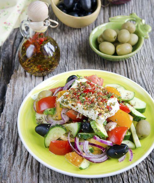 best greek food in Corfu
