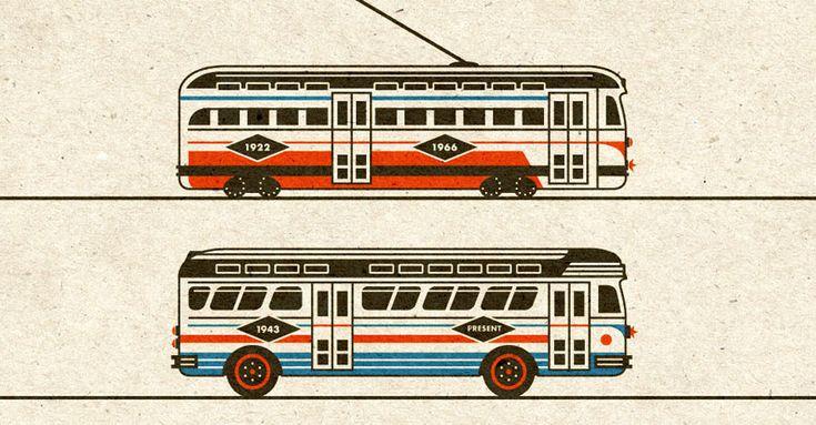 Riley Cran streetcar