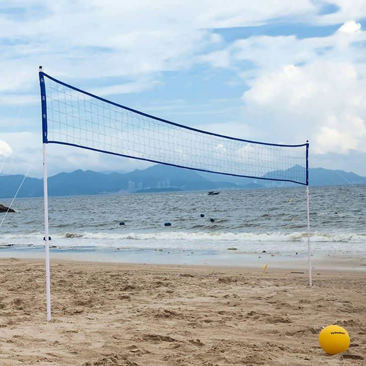 Outdoor Beach Volleyball Set Professional Volleyball Competition Accessories   What does include #goodbuy:  Enjoyable shopping at cheapest prices Best quality goods 24/7 support & easy communication 1 day products dispatch from warehouse Fast & reliable shipment (7-25 business...