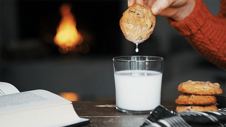 Milk and Cookies Cinemagraph