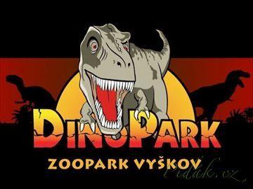 Zobrazit detail - DinoPark - Vyškov