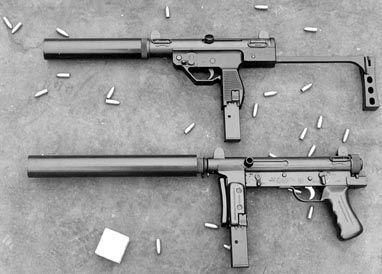 MGP 84 and MGP 87 Submachine Gun