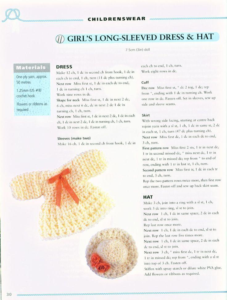 Журнал: Roz Waltres - Miniature Crochet (миниатюрное вязание) - Вяжем сети, спицы и крючок - ТВОРЧЕСТВО РУК - Каталог статей - ЛИНИИ ЖИЗНИ