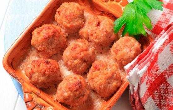 Рецепты фрикаделек в духовке, секреты выбора ингредиентов и