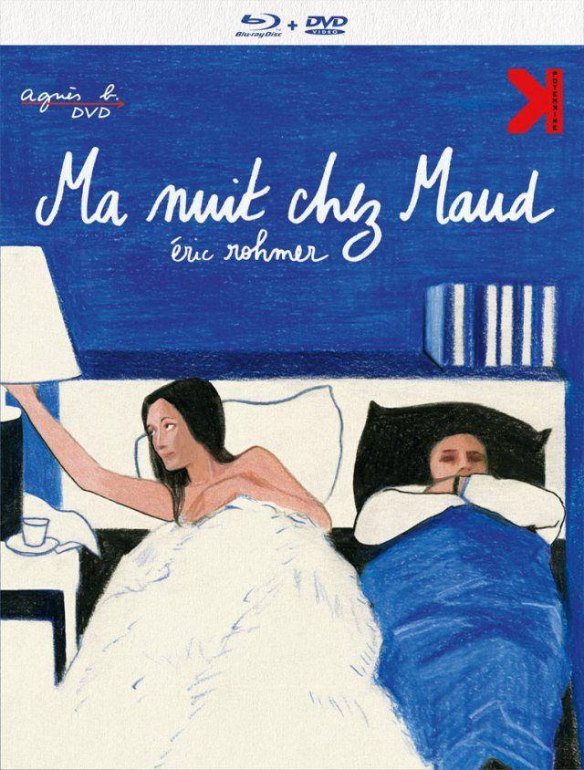 Ma nuit chez Maud (1969, Eric Rohmer)