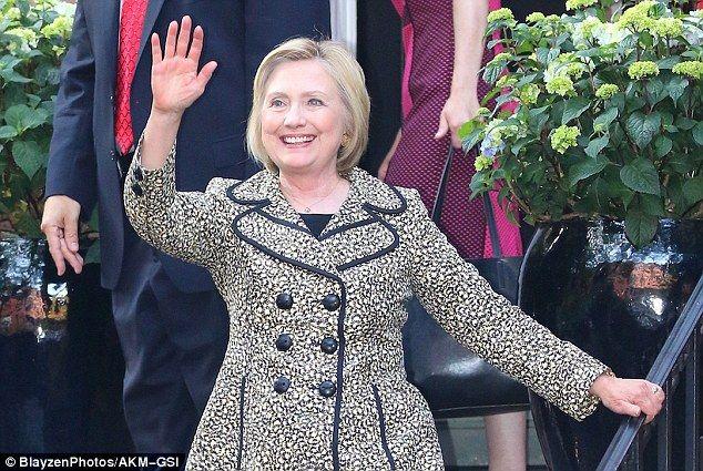 Welcome to World News Now: Hillary Clinton's war chest dwarfs Trump's